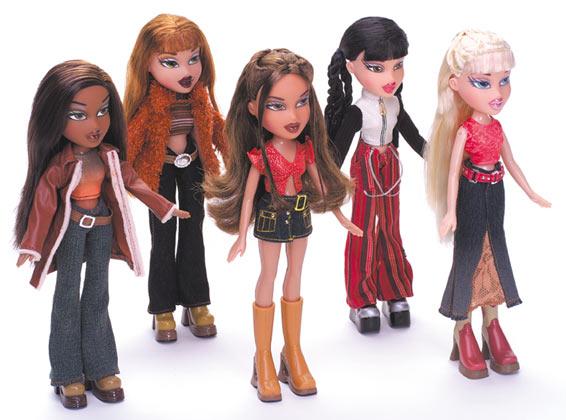 Bratz world bratz dolls Bratz fashion look and style doll